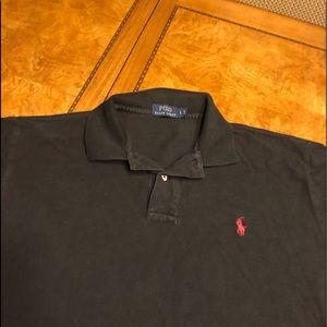 Polo Ralph Lauren collard polo shirt(short sleeve)